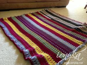 Chunky Blanket 4