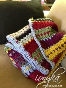 Chunky Blanket 3