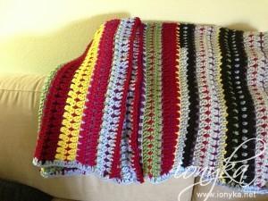 Chunky Blanket 1
