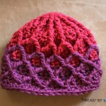 Diamond Hat Chunky Duo Color