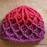 Diamond Hat Chunky Duo Color