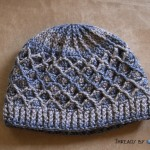 Diamond Hat Striped