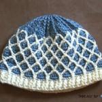 Diamond Hat Overlay