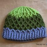 Diamond Hat Triple Color