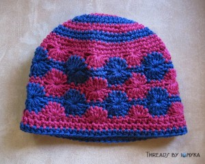 Circles & Stripes Hat 1