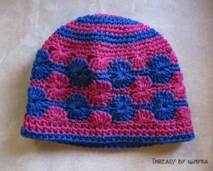 Circles & Stripes Hat 1