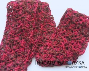 Infinity Shell Scarf 1