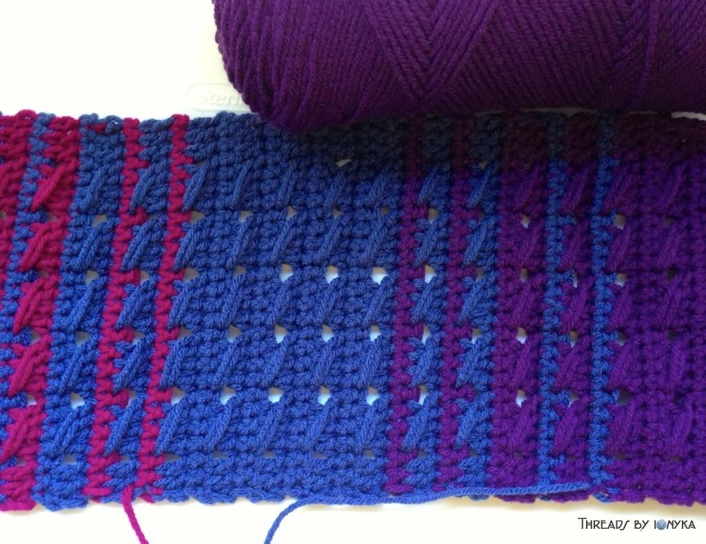 Slant Stitch 2