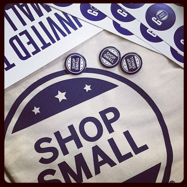My #ShopSmall promo pack has arrived! Join me and 200+ vendors on Nov 29/30 at #Pier35 for the #IndieHolidayEmporium !! #sanfrancisco #IHESF2014 #sfetsy #shoplocal #shopetsy