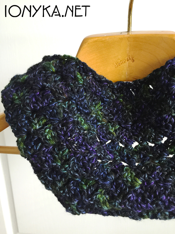 Threads by ionyka - Mountain Colors Cowl2