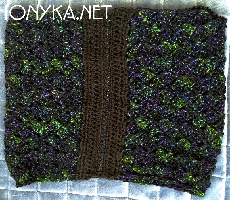 Threads by ionyka - Mountain Colors Cowl5