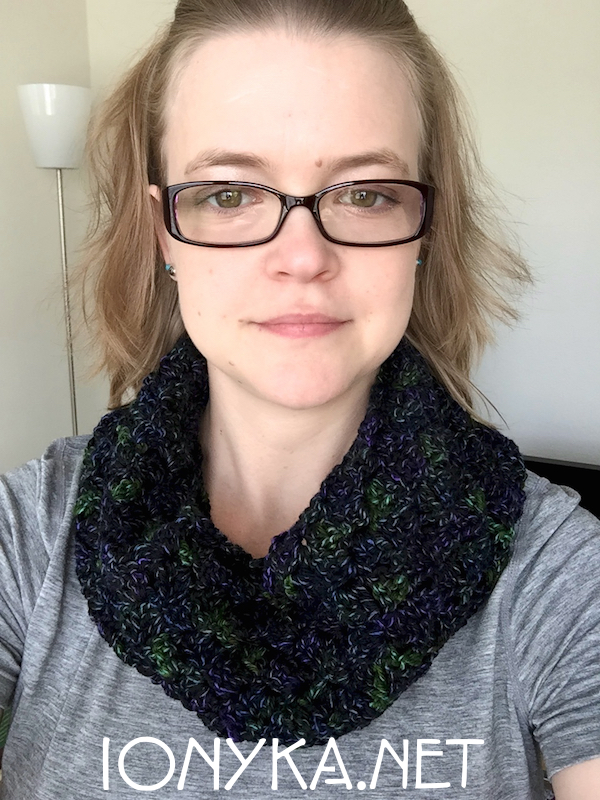 Threads by ionyka - Mountain Colors Cowl6