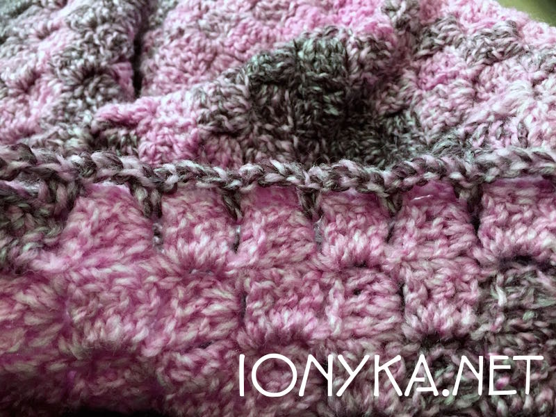 Threads by ionyka - C2C Blanket9
